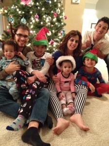 With the Nephews!