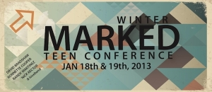 Winter Marked Teen Conference!